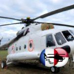 «Полярные авиалинии» приняли третий медицинский вертолет Ми-8МТВ-1